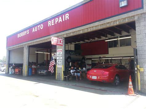 l repair los angeles bobby s auto repair body shop auto repair pico