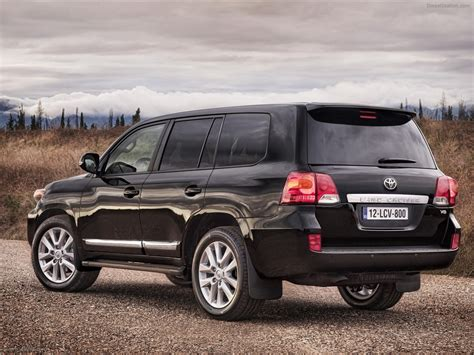 Toyota Land Cruiser 2012 Toyota Land Cruiser V8 2012 Car Photo 05 Of 24