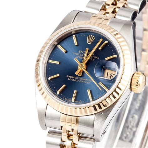 used rolex oyster perpetual stainless and gold
