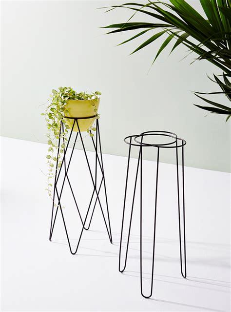 maceteros de madera para interior pies para macetas soportes para maceteros maceteros