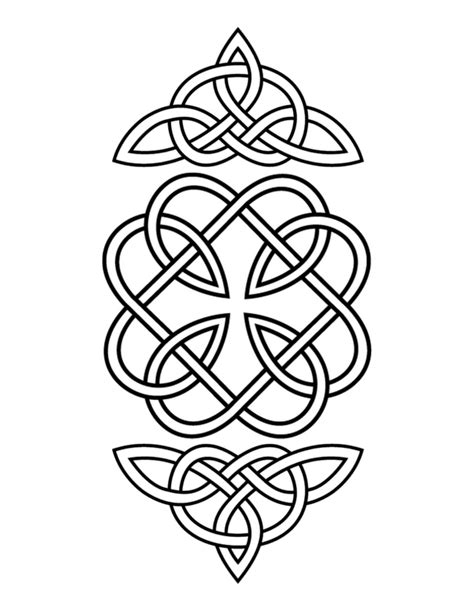 coloring pages of celtic designs celtic mandala coloring pages coloring home