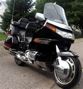 Car Tire On Goldwing Gl1500 1993 Honda Gold Wing Gl1500 Goldwing For Sale On 2040 Motos