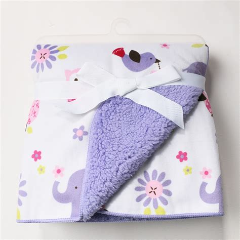 Selimut Bayi Just To You Fleece Truck baby bedding 76 101cm soft flannel newborn receiving