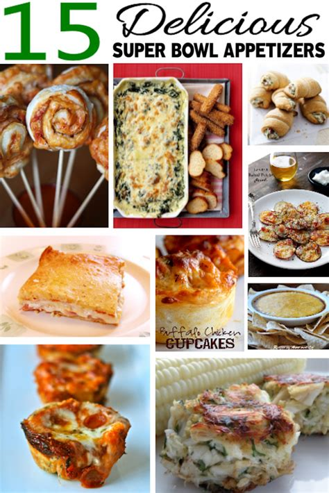 super bowl appetizers 15 delicious super bowl appetizers and dips the girl