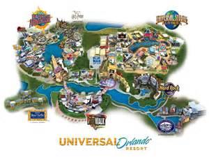 Universal Orlando Resort Map by Atracciones De Universal Studios Florida Black Hairstyle