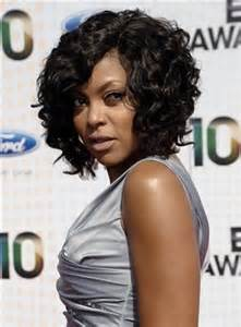 what type of hair does taraji henson weave 1000 ideas about curly inverted bob on pinterest bobs