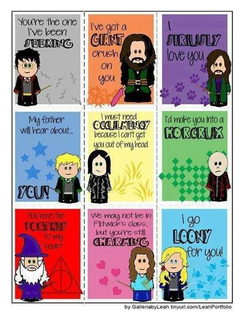 harry potter valentines day card harry potter valentines diy projects to try