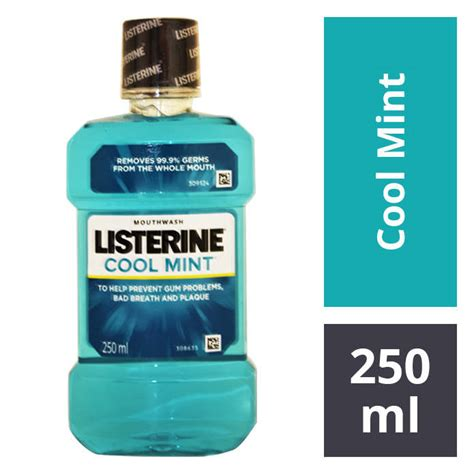 Listerine 250ml All Variant listerine cool mint mouthwash buy listerine cool mint