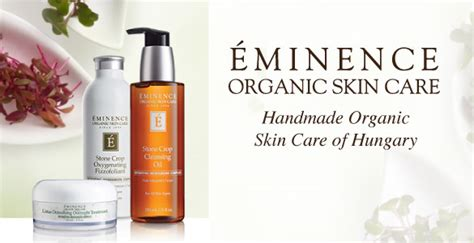 Handcrafted Skin Care - gallery eminence handmade organic skin care of hungary