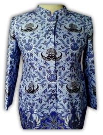 Baju Korpri Wanita L korpri wanita mj tailor