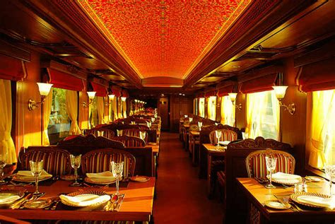 maharajas express unveils reved website luxury train 6 most luxury trains travel in india
