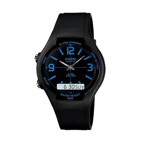 Jam Tangan Casio Original Aw 80 2bvdf jual casio jam tangan pria original water resistant