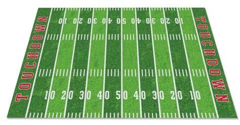 football rugs field football field rug kidcarpet