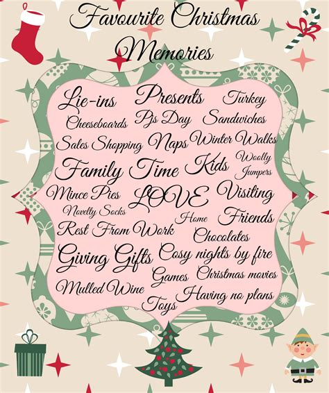 Favourite Christmas Memories By BasketsGalore   BasketsGalore Blog