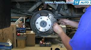 2006 Gmc 1500 Service Brake System How To Install Do A Rear Drum Brake 2007 13 Chevy
