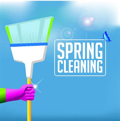 spring cleanup your spring cleaning checklist michael sikes realtor