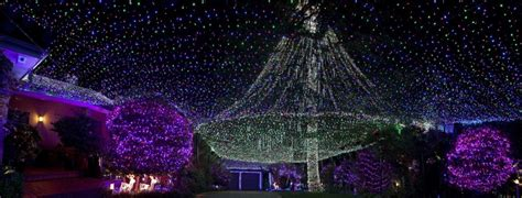 guinness world record for most christmas lights on a