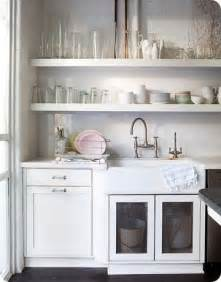 kitchen with shelves instead of cabinets loving shelves instead of cabinets happyhome