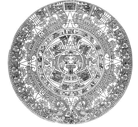 Calendario Azteca Original Calendario Azteca Original Imagui