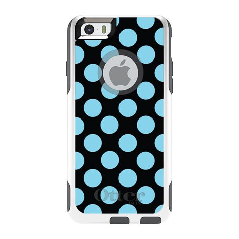 Nike Black Polkadot Iphone 6 6s Plus Cover Casing Hardcase otterbox commuter for iphone 5s se 6 6s 7 plus black blue polka dots ebay