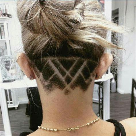 hair tattoos undercut design hair undercut