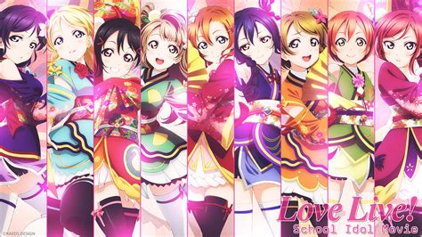 wallpaper anime love live love live birthday girls anime corps