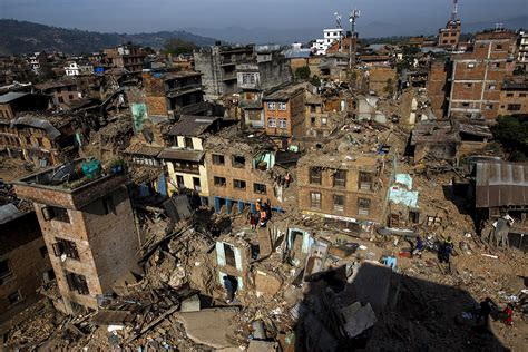 Earthquake Nepal | nepal earthquake one year on why was it so destructive