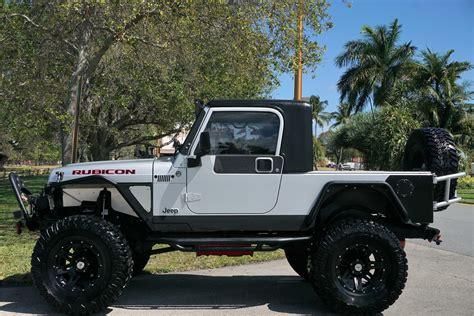 2005 jeep unlimited 2005 jeep wrangler unlimited custom 4x4 206383