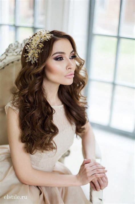 28 striking wedding hairstyle ideas deer pearl flowers