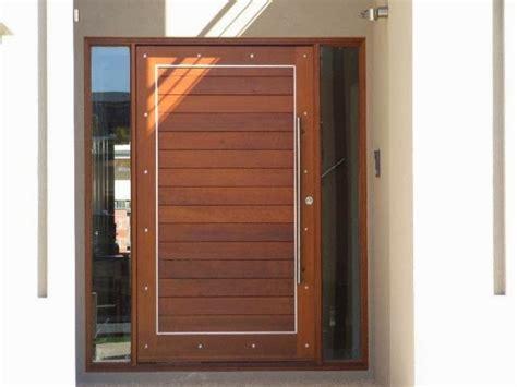 desain pintu depan rumah sederhana contoh model pintu rumah minimalis kumpulan gambar desain