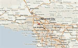universal city location guide