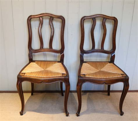 Dining Chair Sets Of 6 Set Of Six Beech Dining Chairs Antiques Atlas