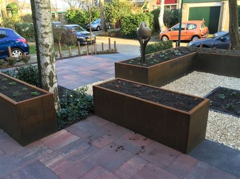 verhoogde tuin 25 beste idee 235 n over verhoogde tuinen op pinterest