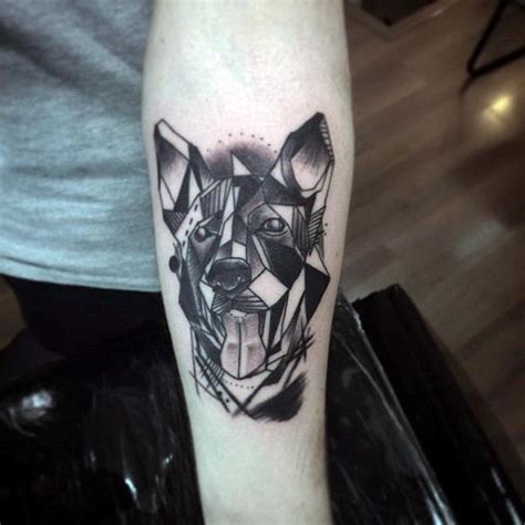 dog tattoos for men 100 tattoos for creative canine ink design ideas