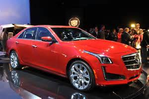 Nyc Cadillac 2014 Cadillac Cts New York 2013 Photo Gallery Autoblog