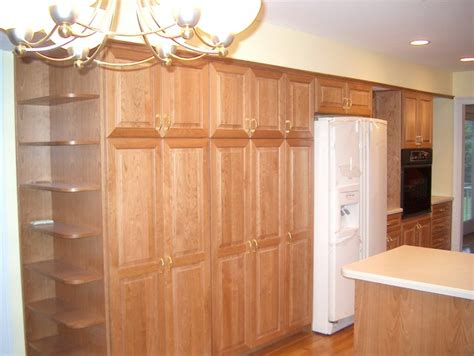 In Wall Pantry by Built In Pantry Wall Oven