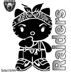 hello kitty gangster wallpaper puro pinche raiders art lowrider gangster homie