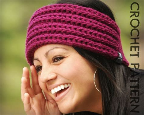 crochet patterns headbands www pixshark images 44 best images about crochet headbands on