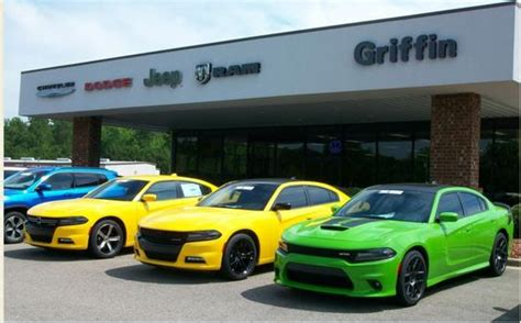 Chrysler Auto Financing by Griffin Chrysler Jeep Dodge Rockingham Nc 28379 Car