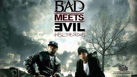 Eminem Bad Meets Evil bad meets evil welcome 2 hell eminem royce da 5 9