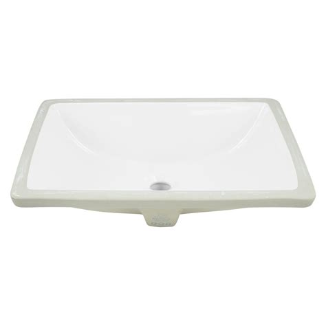 rectangle bathroom sinks rectangular porcelain undermount bathroom sink bathroom