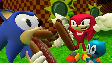 sonic dogs chili dogs sonic the hedgehog your meme