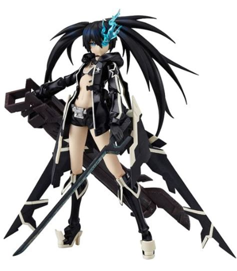 Figma Black Rock Shooter Dan Miku black rock shooter the brs2035 figma figure vocaloid plamoya