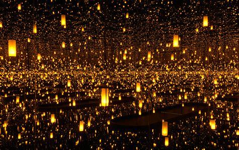 kusama infinity room the hirshhorn museum hosts six immersive infinity mirror