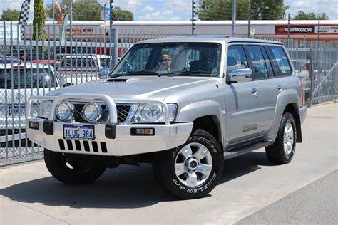 nissan turbo diesel 2009 nissan patrol ti turbo diesel western australia