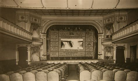 Earlville Opera House by Nyslandmarks Earlville Opera House