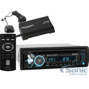 28 sony snysc1 sirius xm connect for use with your scc1 or sc