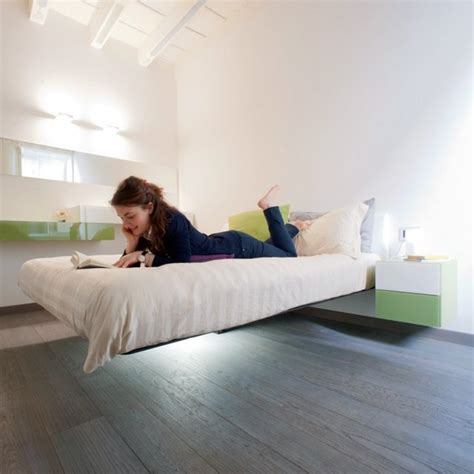 Floating Beds by Floating Beds Elevate Your Bedroom Design To The Next Level