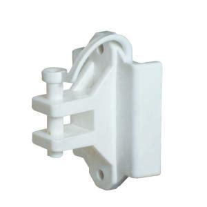 field guardian t post wood pinlock polywire insulator