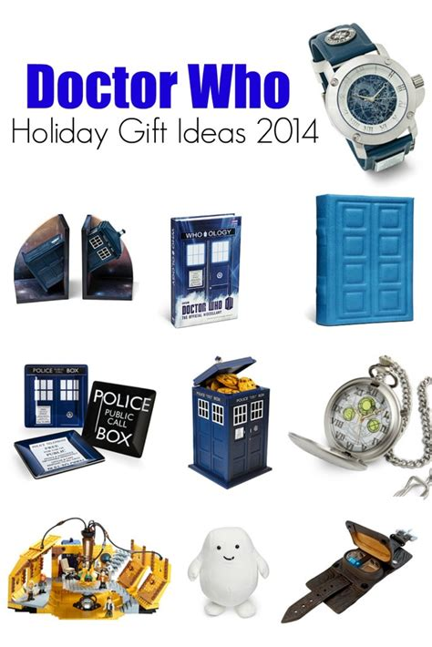 doctor who holiday gift ideas the domestic geek